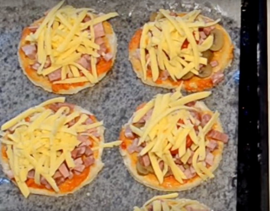 тесто для пиццы на майонезе