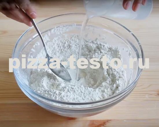 Тесто для хачапури по- аджарски