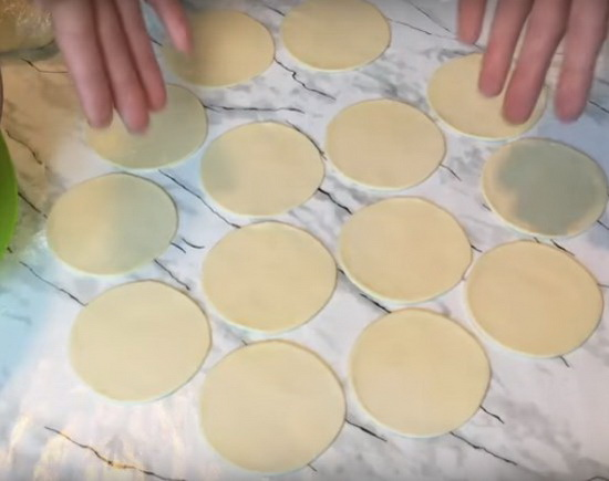 Заварное тесто для пельменей универсальный рецепт