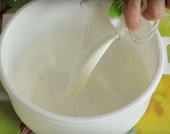 Как завести дрожжевое тесто на пирожки