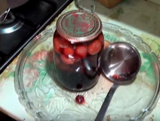 варенье из клубники рецепт