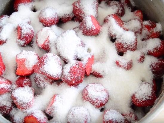Варенье из клубники рецепт: домашние заготовки