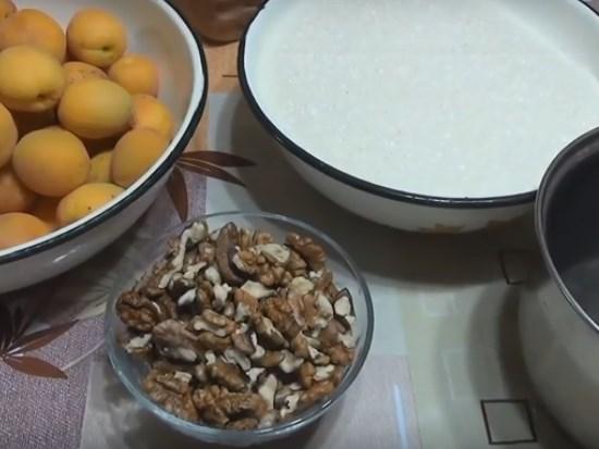 Варенье из абрикосов королевский рецепт