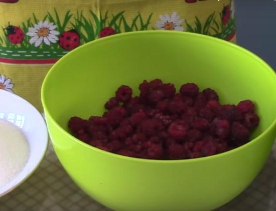 Варенье из малины на зиму простые рецепты