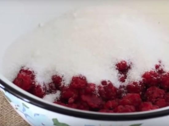 варенье из малины на зиму рецепты