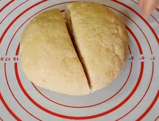 сырное печенье на скорую руку в духовке