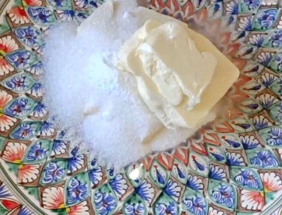 Печенье из плавленных сырков тающее во рту