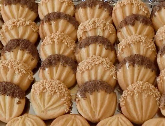 печенье из плавленых сырков тающее во рту