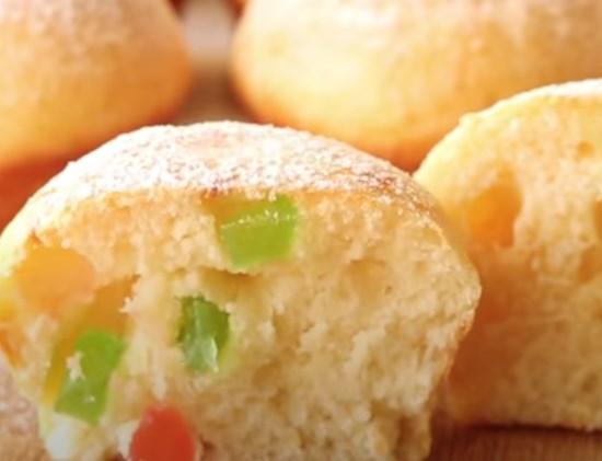 творожный кекс в духовке простой рецепт