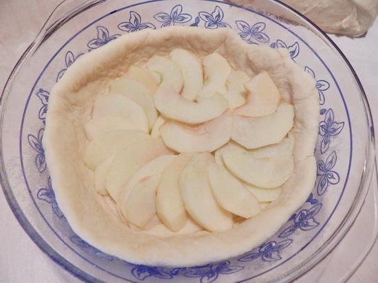 Пирог с яблоками в духовке рецепты быстро и вкусно