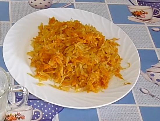 Пирог с капустой в духовке простой рецепт