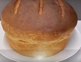 как испечь хлеб в домашних условиях в духовке