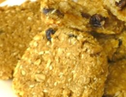 печенье овсяное домашнее рецепт из геркулеса диетическое