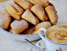 печенье творожное домашнее рецепт