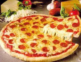 тесто для пиццы на молоке без яиц